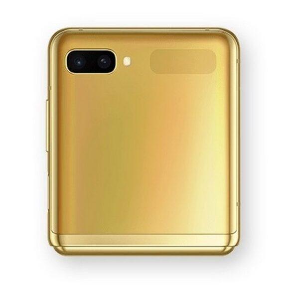 SAMSUNG-GALAXY-Z-FLIP-GOLD-FOLDED-BACK