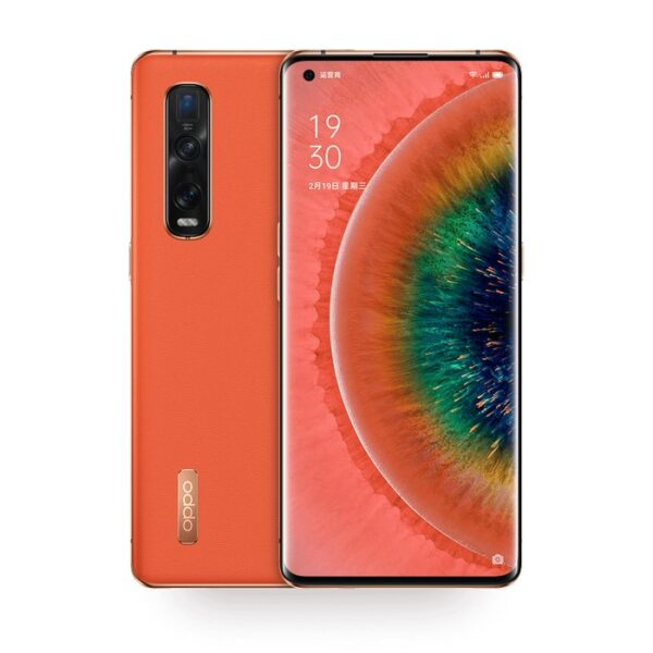OPPO-FIND-X2-PRO-5G-ORANGE-LEATHER