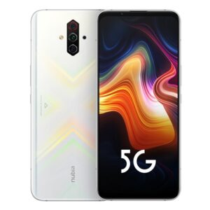 NUBIA PLAY 5G RED MAGIC 5G LITE - WHITE