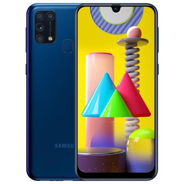 SAMSUNG-GALAXY-M31-BLUE