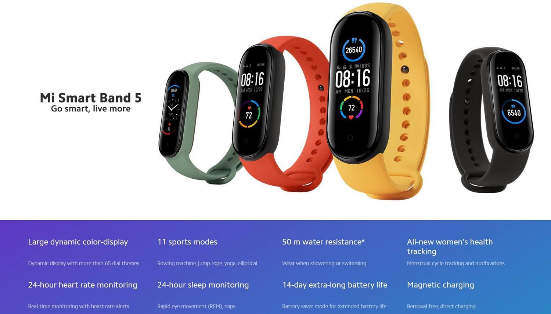 Xiaomi-M-Band-5-Smart-Bracelet-Banner-Alezay