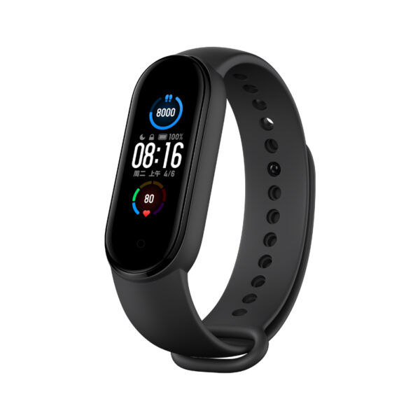 Xiaomi-M-Band-5-Smart-Bracelet-Black-Alezay (1)