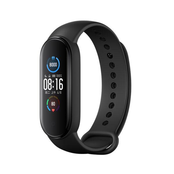 Xiaomi-M-Band-5-Smart-Bracelet-Black-Alezay