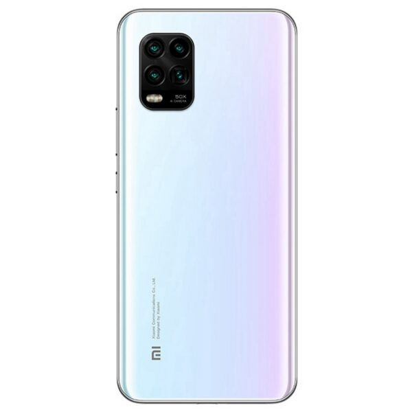 Xiaomi-Mi-10-Lite-5G-Dream-White-Back-Alezay
