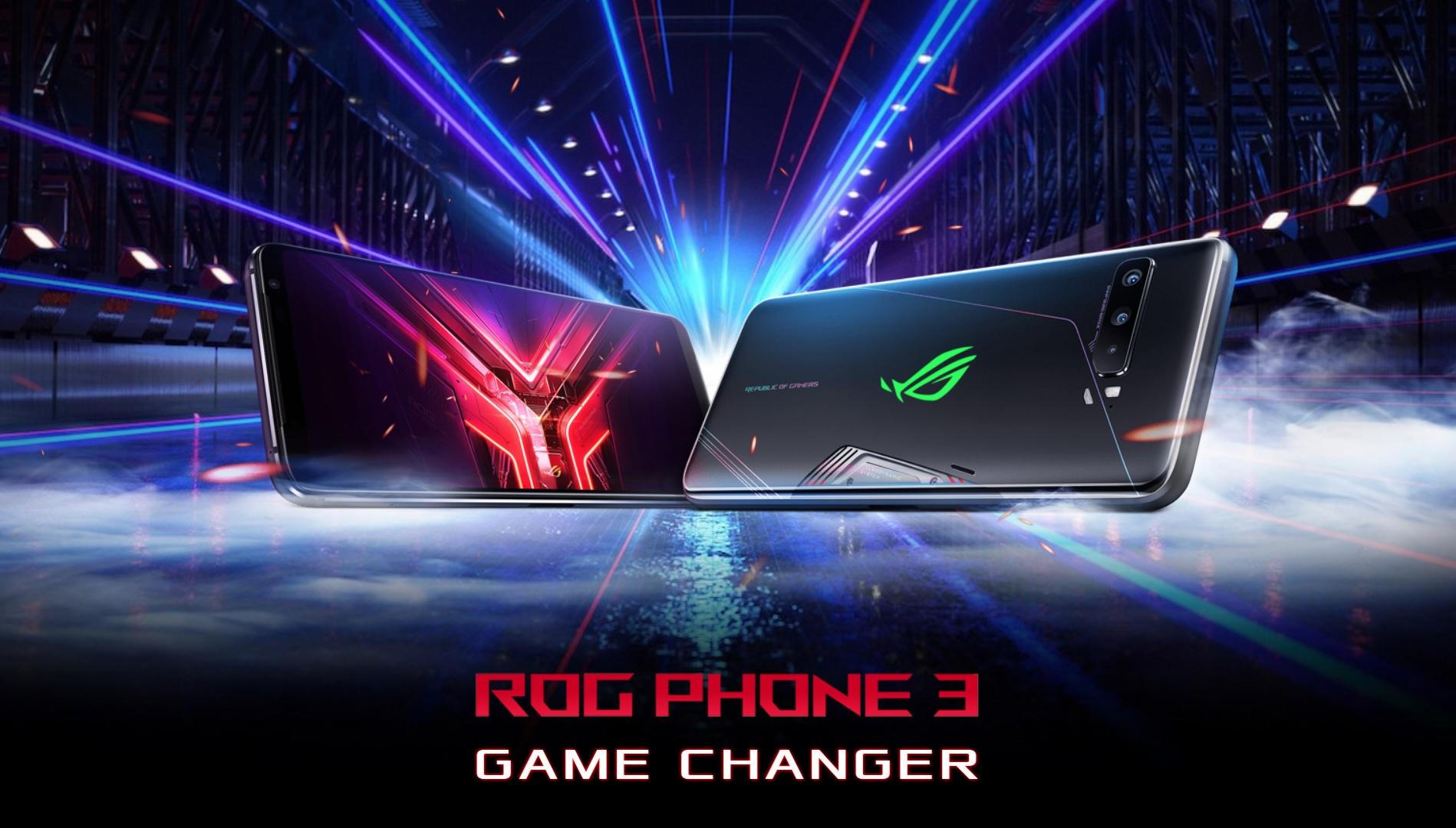ASUS ROG PHONE 3 GAMING SMARTPHONE BANNER