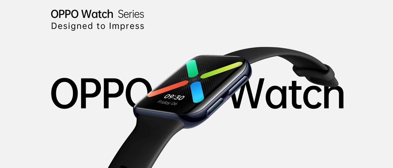 OPPO Watch 46mm Smartwatch Banner Alezay