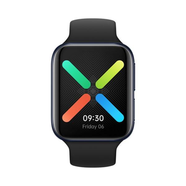 OPPO Watch Black 46mm Smartwatch (1)