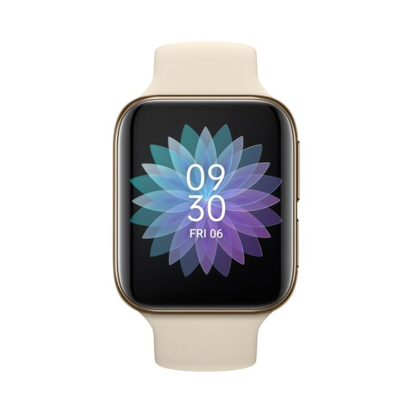 OPPO Watch Gold 46mm Smartwatch (1)
