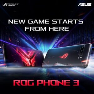 ASUS ROG PHONE 3 REPUBLIC OF GAMERS EDITION ALEZAY SIDE BANNER