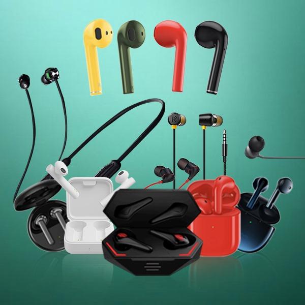 HEADPHONES & EARPHONES ALEZAY