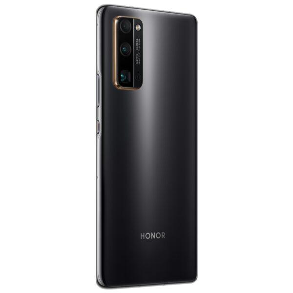 HONOR 30 PRO 5G MIDNIGHT BLACK (BACK TILTED)