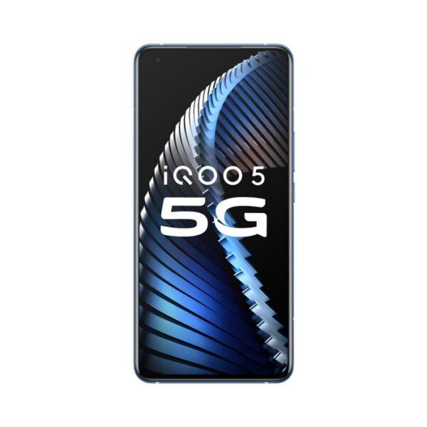 VIVO-IQOO-5-5G-BLUE (FRONT)