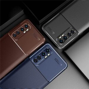 Xiaomi-Mi-Note-10-Lite-Cover-Slim-Soft-TPU-Carbon-Fiber-Back-Cover