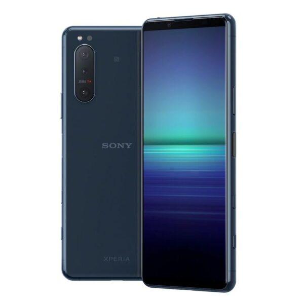 SONY XPERIA 5 II 5G BLUE ALEZAY KUWAIT