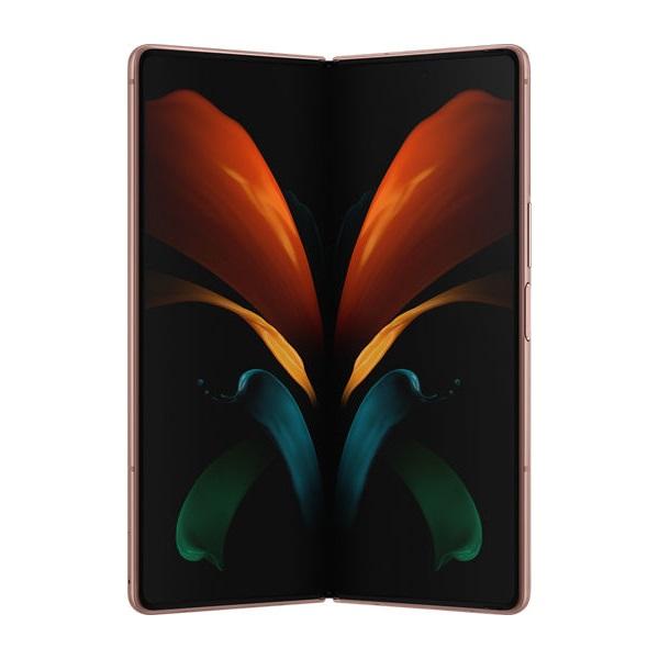 Samsung-Galaxy-Z-Fold2-5G-Mystic-Bronze-smf9160-Alezay