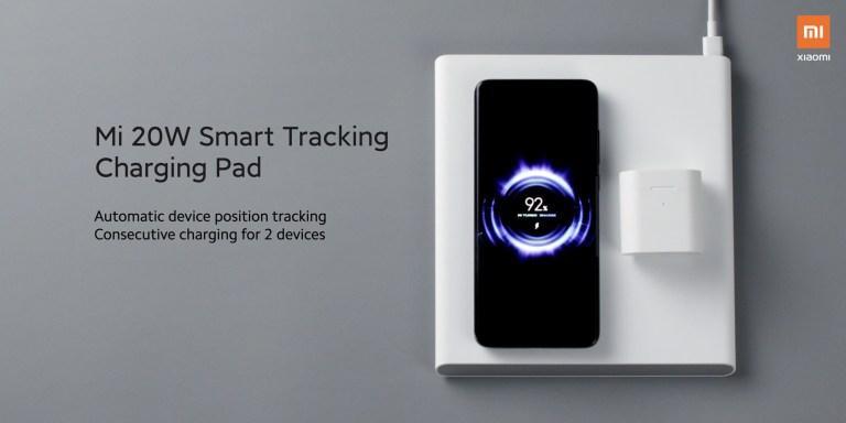 Xiaomi-Mi-20w-smart-tracking-charging-pad-Alezay