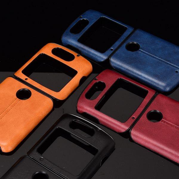 Motrola Razr 5G Leather Covers