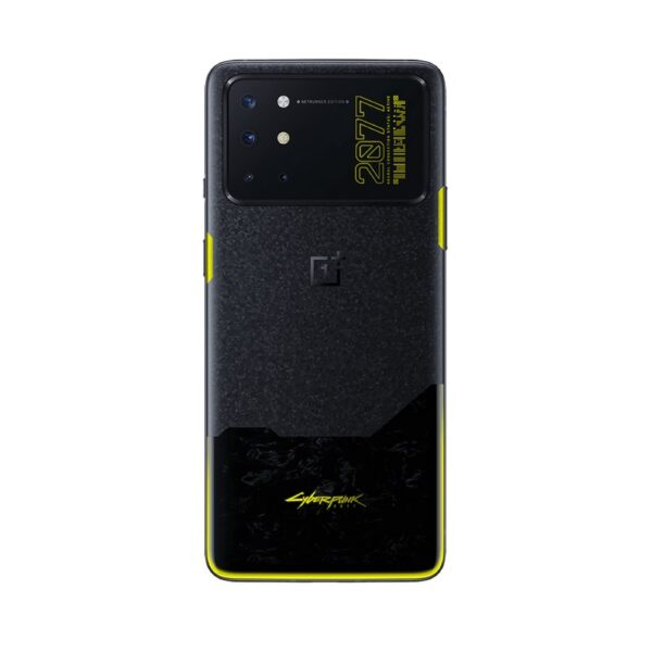 ONEPLUS 8T CYBERPUNK 2077 LIMITED EDITION (BACK)