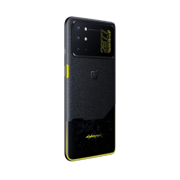 ONEPLUS 8T CYBERPUNK 2077 LIMITED EDITION (BACKSIDE)
