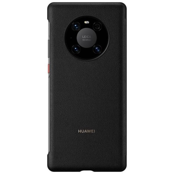 HUAWEI MATE 40 PRO SMART VIEW FLIP COVER - BLACK (2)