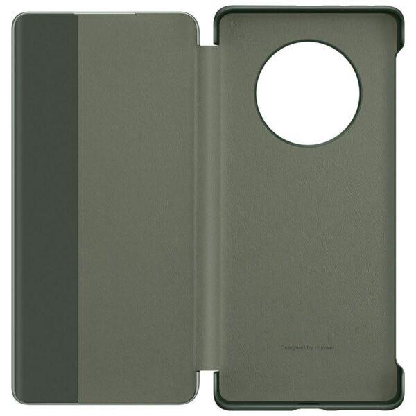 HUAWEI MATE 40 PRO SMART VIEW FLIP COVER - GREEN (1)