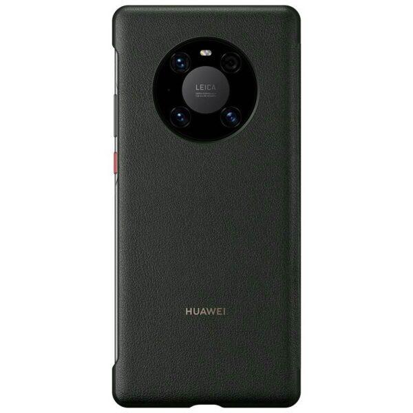 HUAWEI MATE 40 PRO SMART VIEW FLIP COVER - GREEN (2)