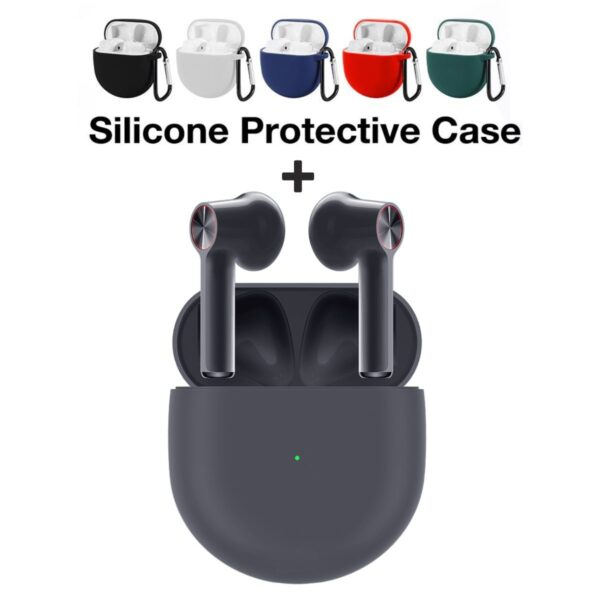 ONEPLUS BUDS -SILICON PROTECTIVE CASE (2)