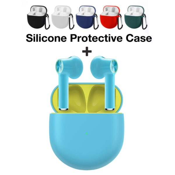 ONEPLUS BUDS -SILICON PROTECTIVE CASE