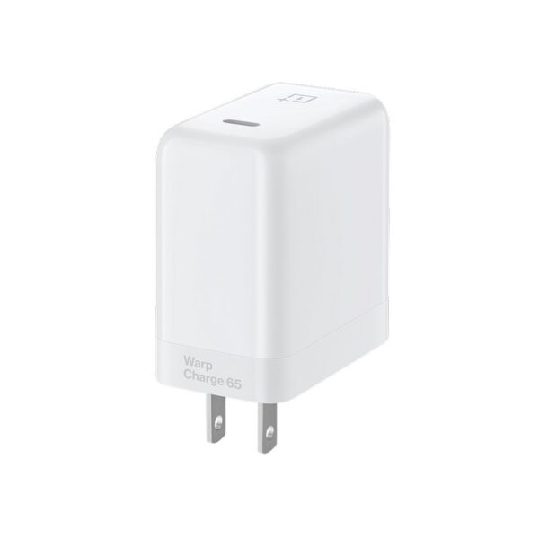 OnePlus Warp Flash Charge 65W Power Adapter
