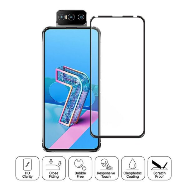 ASUS ZENFONE 7 PRO 5G SCREEN PROTECTOR TEMPERED GLASS - ALEZAY KUWAIT (2)