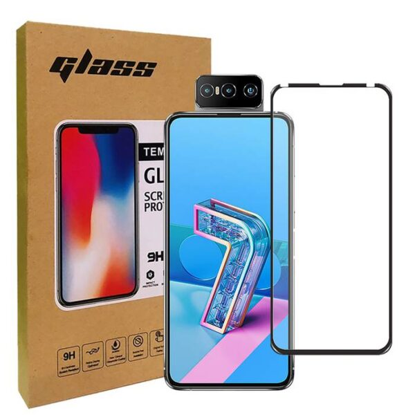 ASUS ZENFONE 7 PRO 5G SCREEN PROTECTOR TEMPERED GLASS - ALEZAY KUWAIT