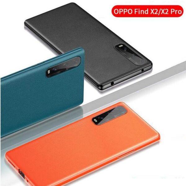 OPPO FIND X2 PRO PU CASE (1)