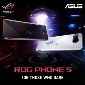 ASUS ROG PHONE 5 GLOBAL VERSION - ALEZAY KUWAIT - SIDE BANNER