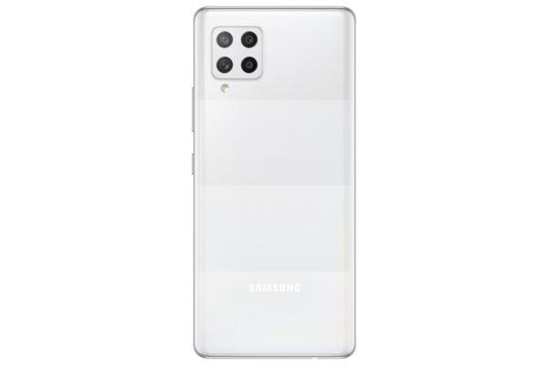 SAMSUNG GALAXY A42 5G - ALEZAY KUWAIY - WHITE (BACK)