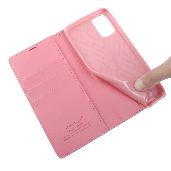 Sony Xperia 1 II Wallet Leather Flip Case by Hanman (3)