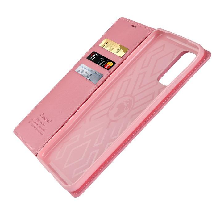 Sony Xperia 1 II Wallet Leather Flip Case by Hanman (4)