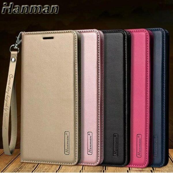 Sony Xperia 1 II Wallet Leather Flip Case by Hanman