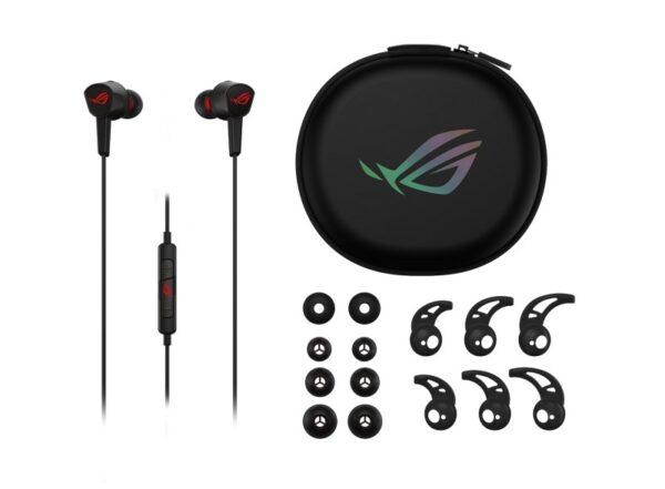 ASUS ROG CETRA II CORE 3.5MM IN EAR GAMING HEADPHONES (2)