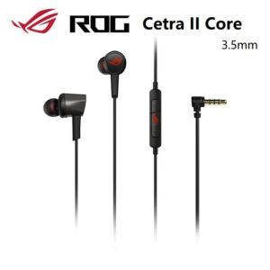 ASUS ROG CETRA II CORE 3.5MM IN EAR GAMING HEADPHONES - ALEZAY KUWAIT