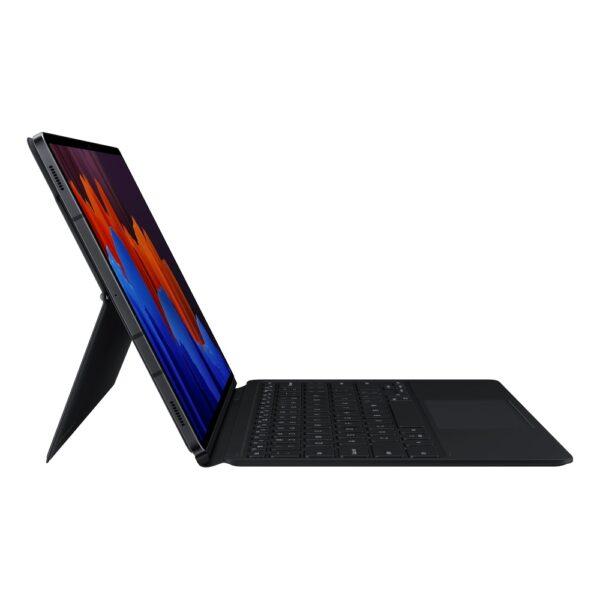 Samsung Galaxy Tab S7+ Keyboard Cover (English + Arabic) (4)