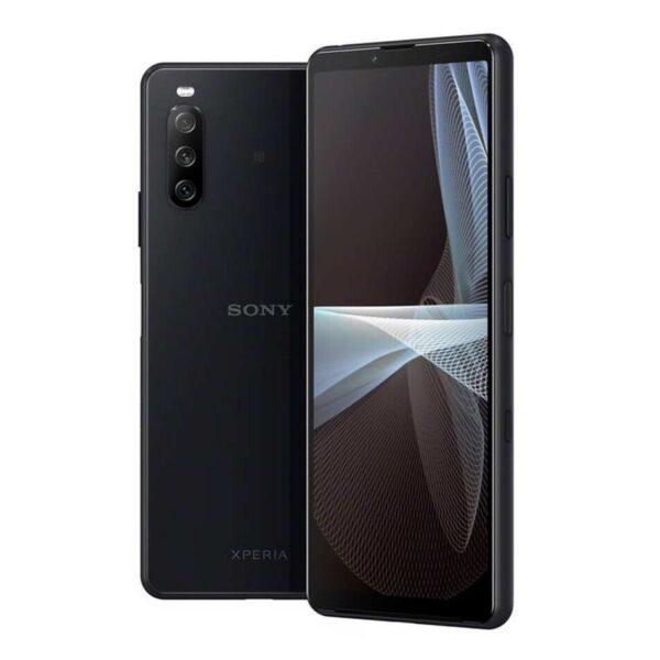 SONY XPERIA 10 III 5G - BLACK - ALEZAY KUWAIT
