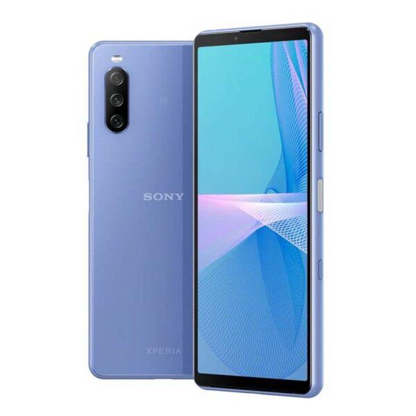 SONY XPERIA 10 III 5G - BLUE - ALEZAY KUWAIT