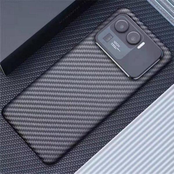 Xiaomi Mi 11 Ultra Carbon Fiber Case - ALEZAY KUWAIT (1)