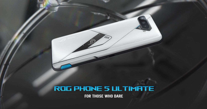 ASUS ROG PHONE 5 ULTIMATE EDITION - MAIN BANNER - ALEZAY KUWAIT