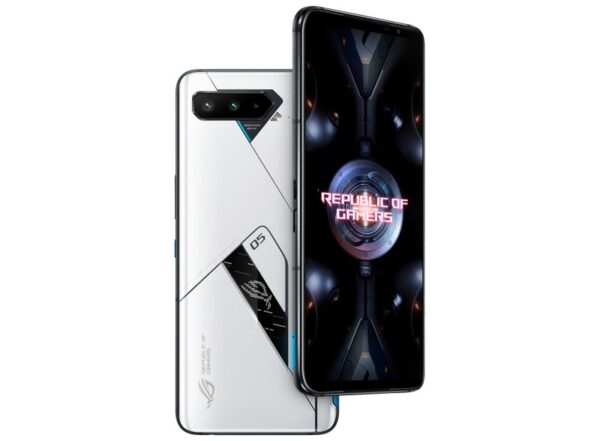 ASUS ROG PHONE 5 ULTIMATE EDITION - MATTE WHITE - ALEZAY KUWAIT (2)