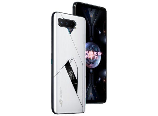 ASUS ROG PHONE 5 ULTIMATE EDITION - MATTE WHITE - ALEZAY KUWAIT (3)