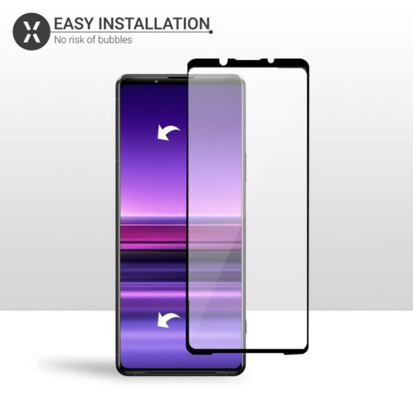 SONY XPERIA 1 III TEMPERED GLASS SCREEN PROTECTOR (2)