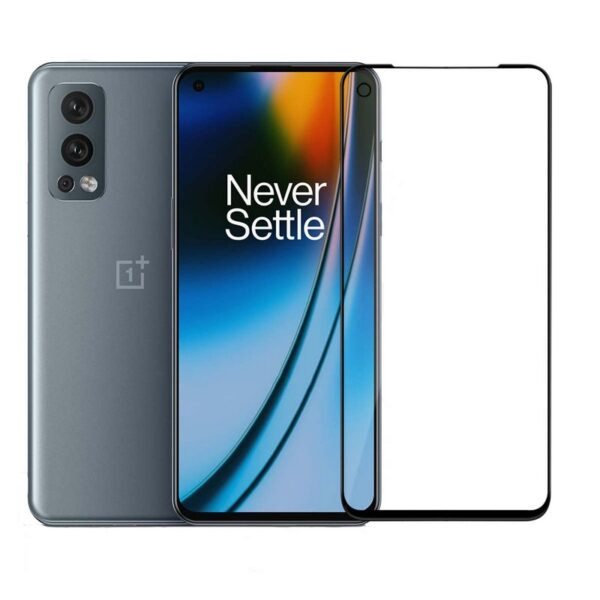 ONEPLUS NORD 2 TEMPERED GLASS SCREEEN PROTECTOR