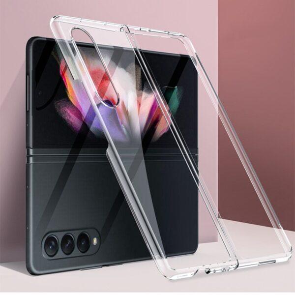 Samsung Galaxy Z Fold3 Crystal Clear Transparent Case