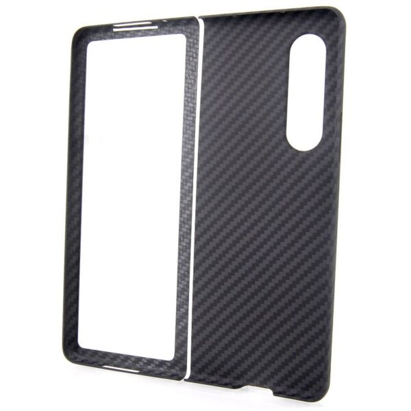 Samsung Galaxy Z Fold3 Luxury Carbon Fiber Case (2)